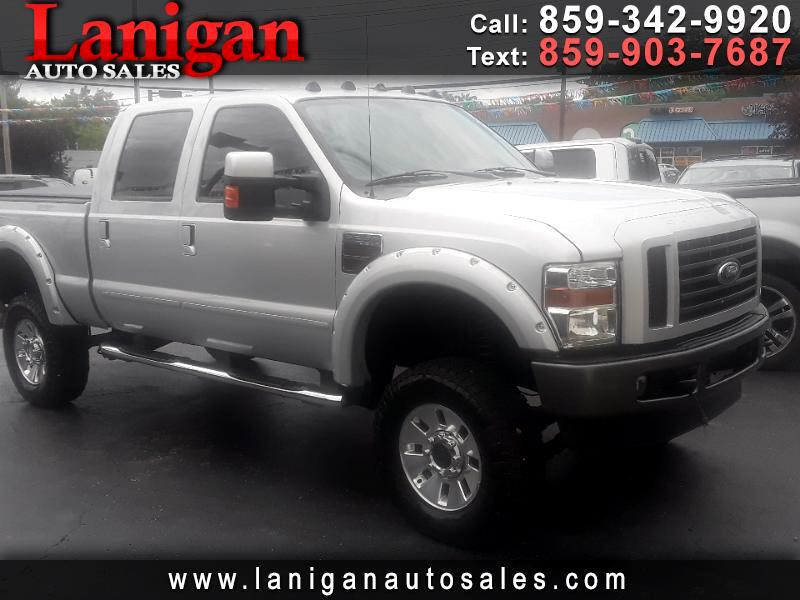 "2008 Ford F-250 Crew Cab 4dr 152.2"" WB"