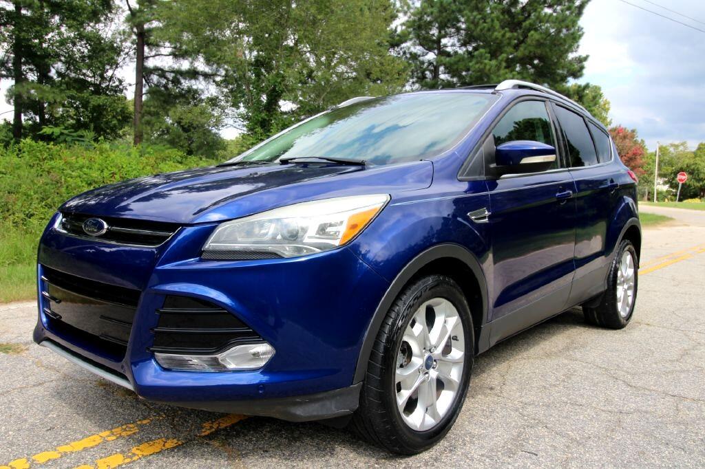 Ford Escape 4WD 4dr Titanium 2014