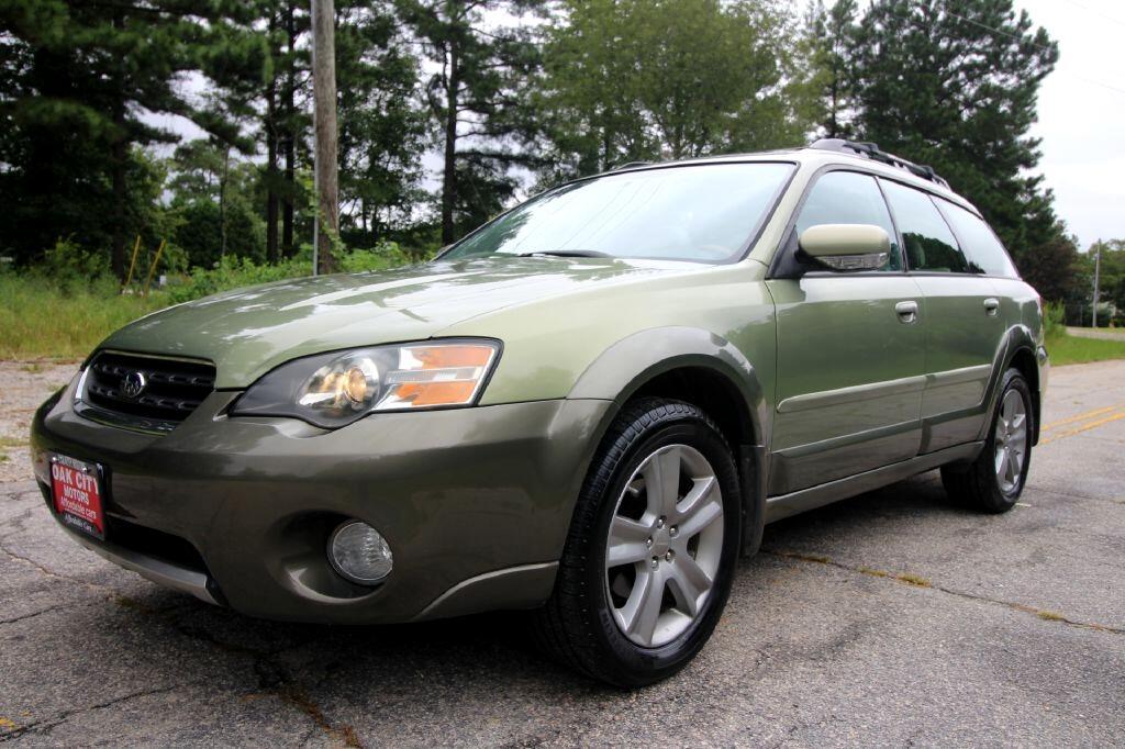 Subaru Outback (Natl) 4dr H6 Auto 3.0R LL Bean 2005