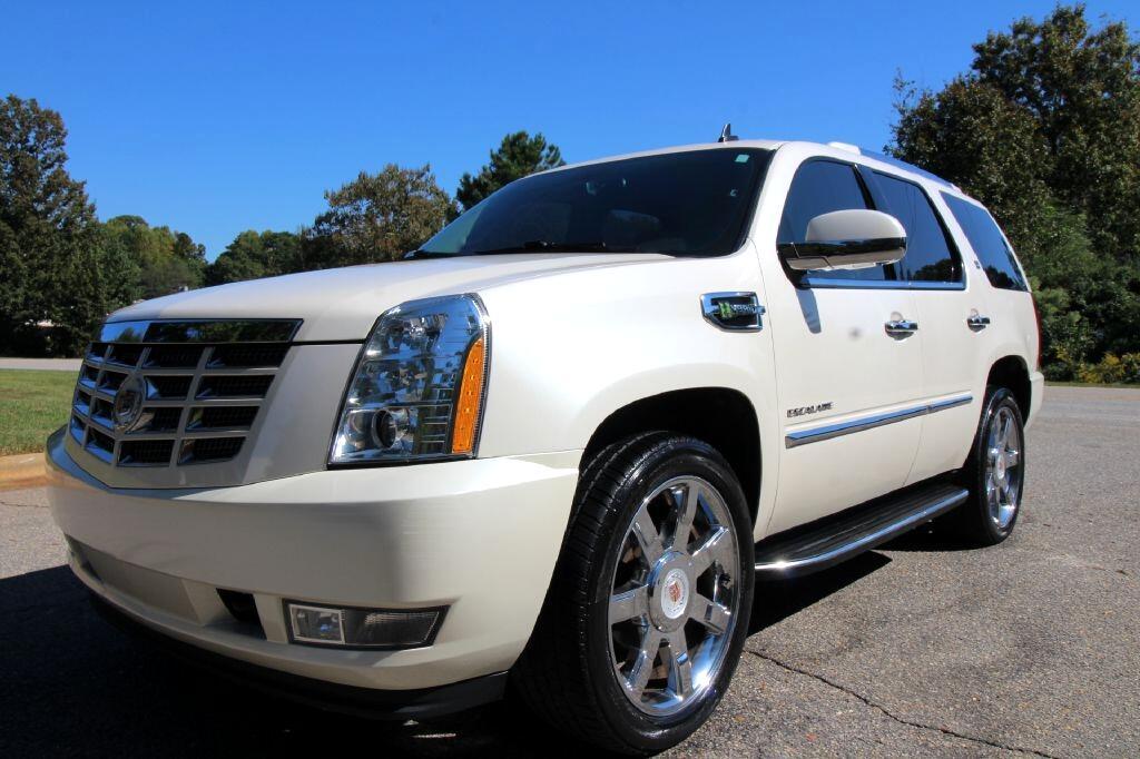 Cadillac Escalade Hybrid 4WD 4dr 2013
