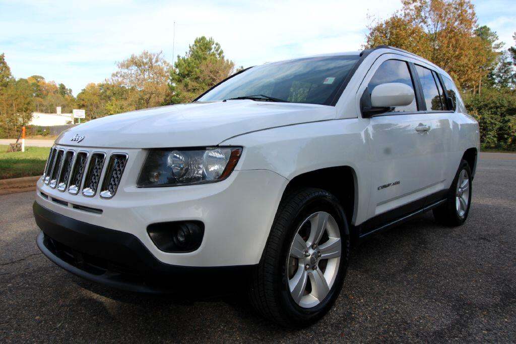 Jeep Compass 4WD 4dr Latitude 2016
