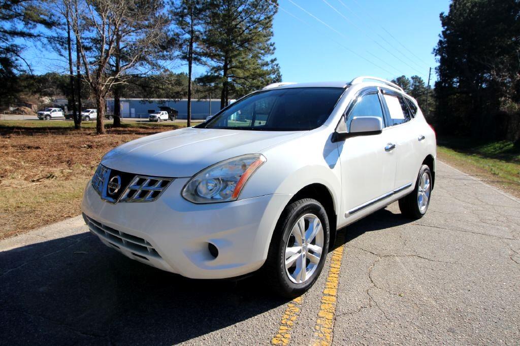 Nissan Rogue FWD 4dr SV 2013