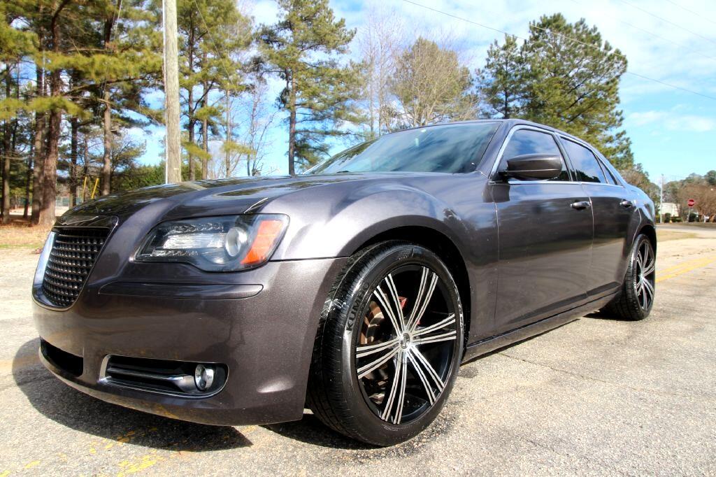 Chrysler 300 4dr Sdn 300S RWD 2013