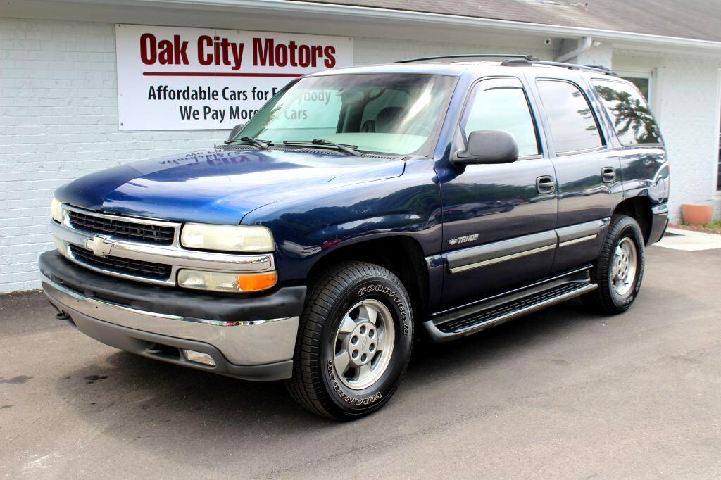 Chevrolet Tahoe 4dr 1500 LS 2002