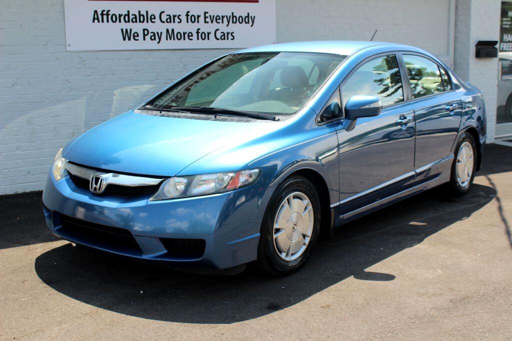 Honda Civic Hybrid 4dr Sdn L4 CVT 2011
