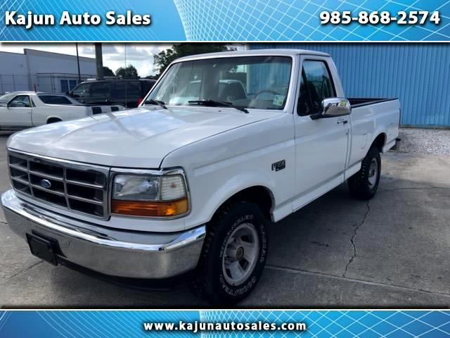 1995 Ford F-150 Special Reg. Cab Short Bed 2WD