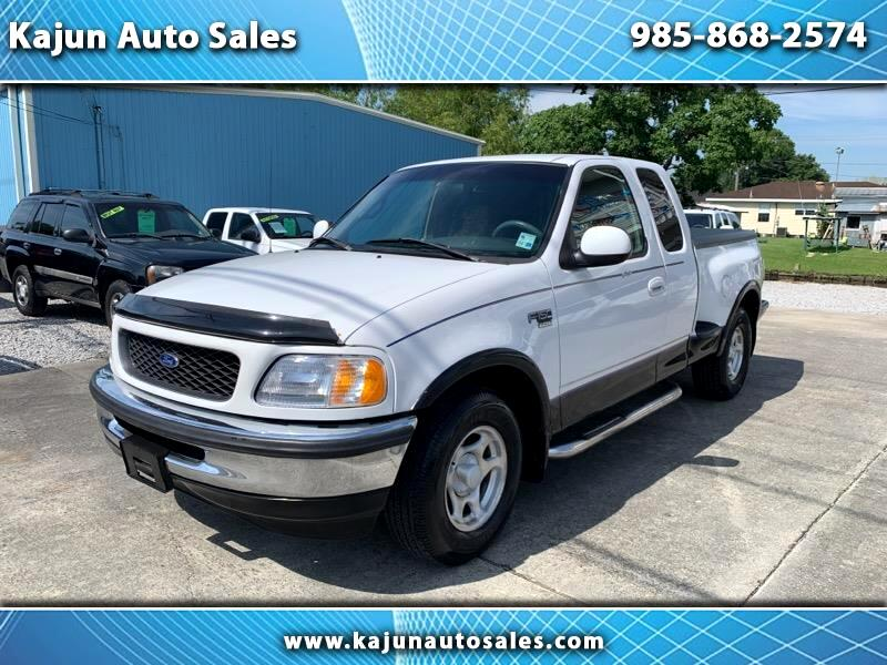 1998 Ford F-150 XL SuperCab Flareside 2WD