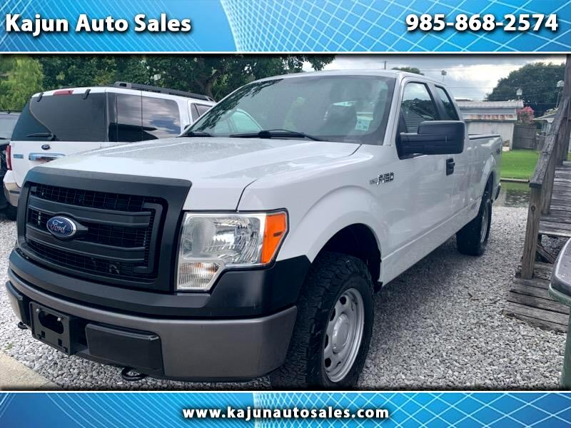 Ford F-150 WS SuperCab Short Bed 4WD 2013