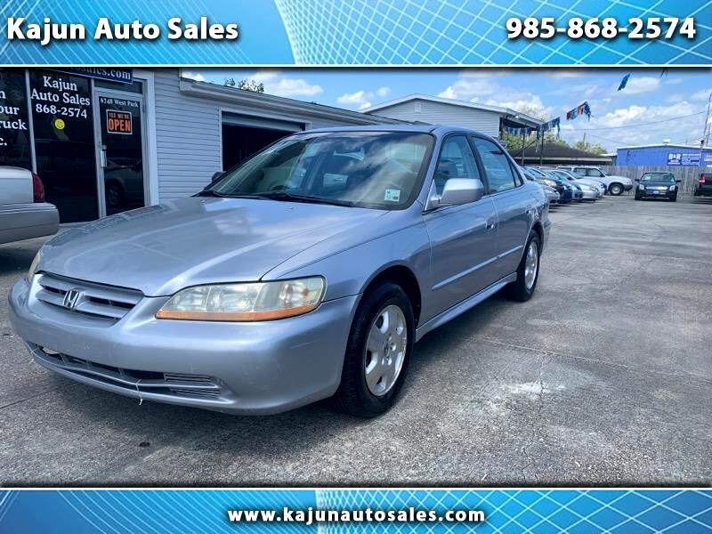 2002 Honda Accord