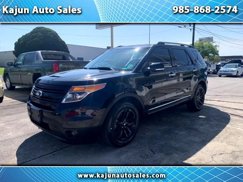Ford Explorer XLT FWD 2015