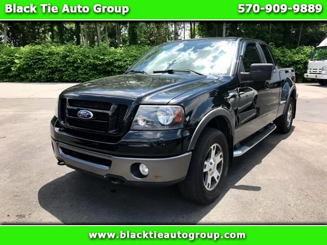 "2008 Ford F-150 Supercab Flareside 145"" FX4 4WD"