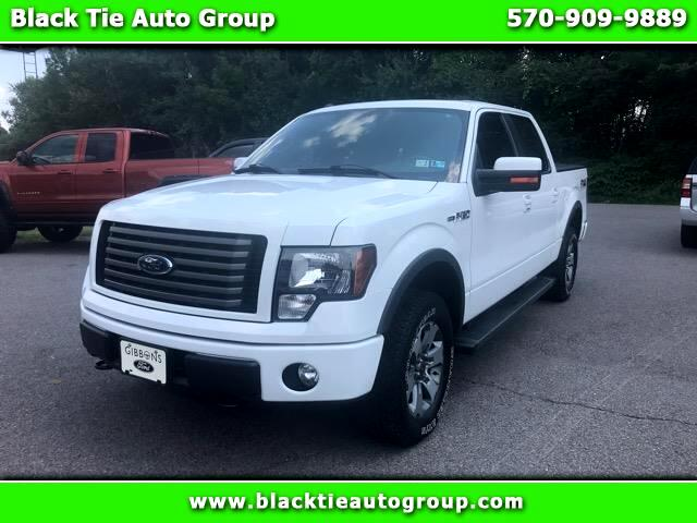 "2012 Ford F-150 SuperCrew 150"" FX4 4WD"