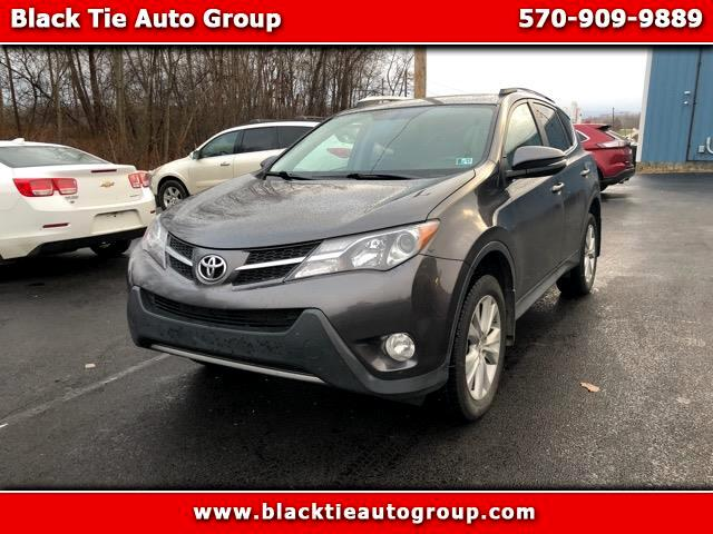 2013 Toyota RAV4 4dr Limited 4-cyl 4WD (Natl)