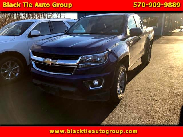 2016 Chevrolet Colorado 1LT Ext. Cab 4WD
