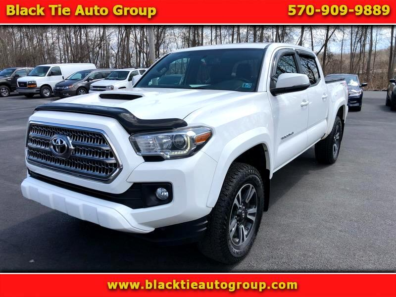 2016 Toyota Tacoma 4WD Double Cab V6 MT TRD Sport (Natl)