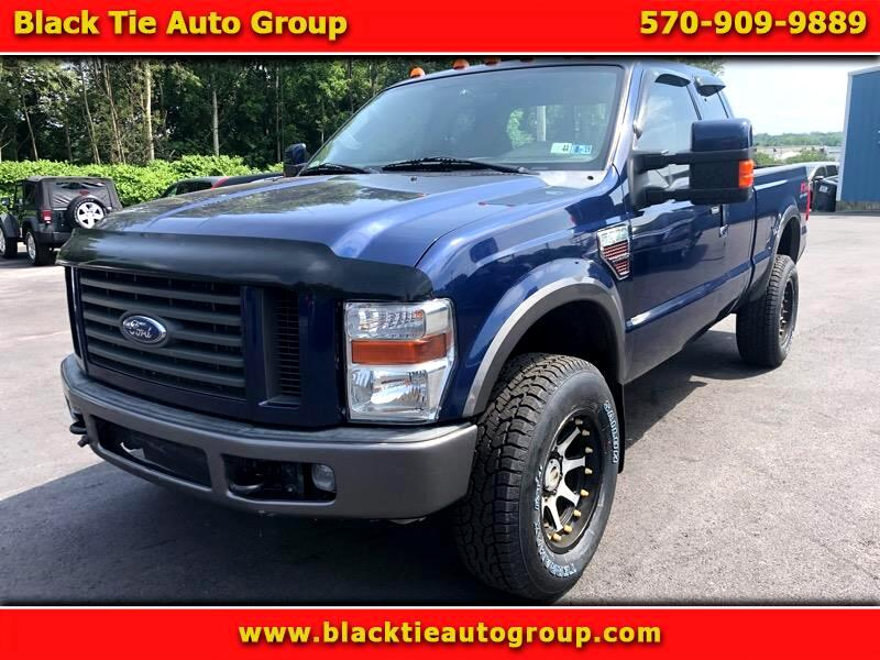 2008 Ford F-350 SD FX4 SuperCab 4WD