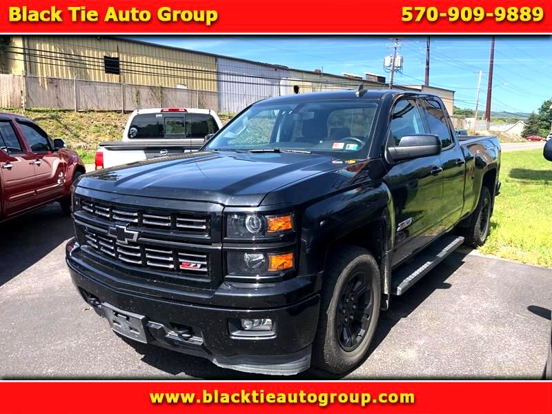2015 Chevrolet Silverado 1500 LT DBL CAB MIDNIGHT EDITION