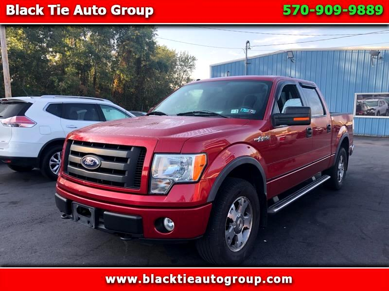 """Ford F-150 4WD SuperCrew 139"""" FX4 2010"""