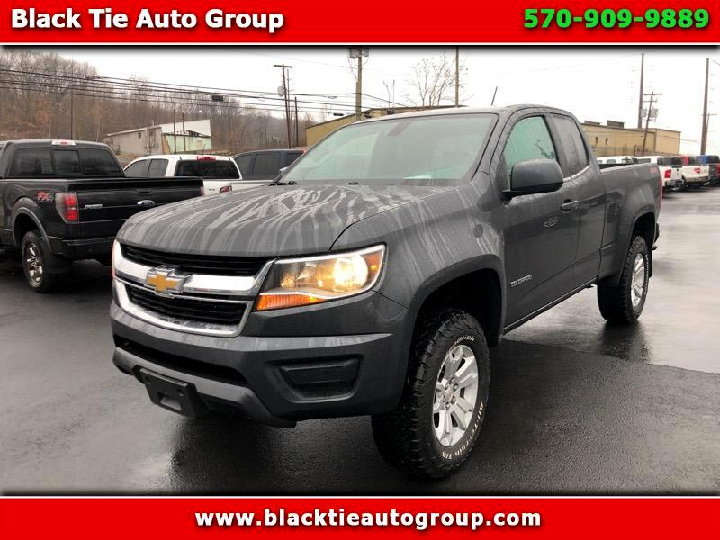 Chevrolet Colorado LT Ext. Cab 4WD 2016