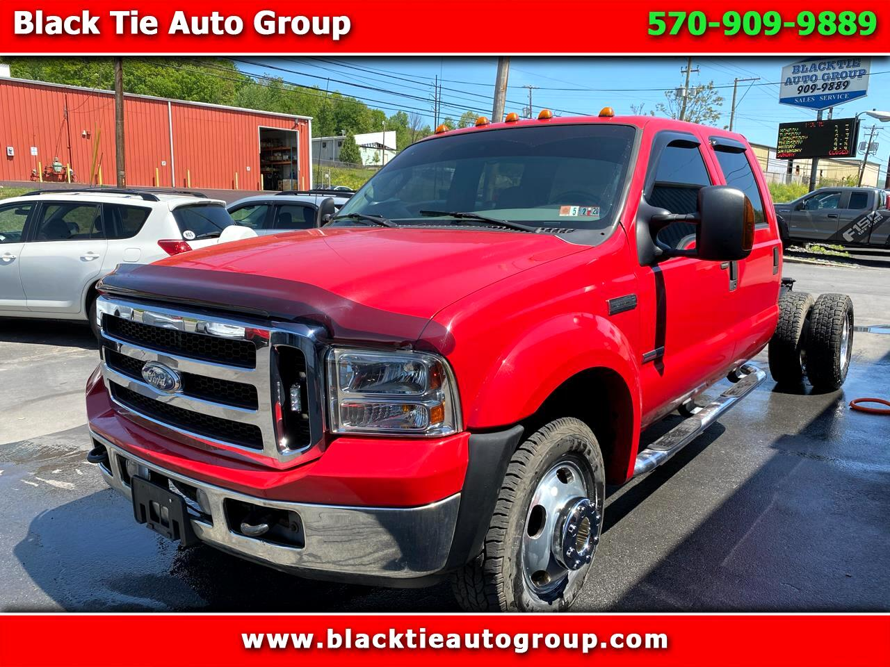 Ford F-350 SD Lariat Crew Cab Long Bed 4WD DRW 2006