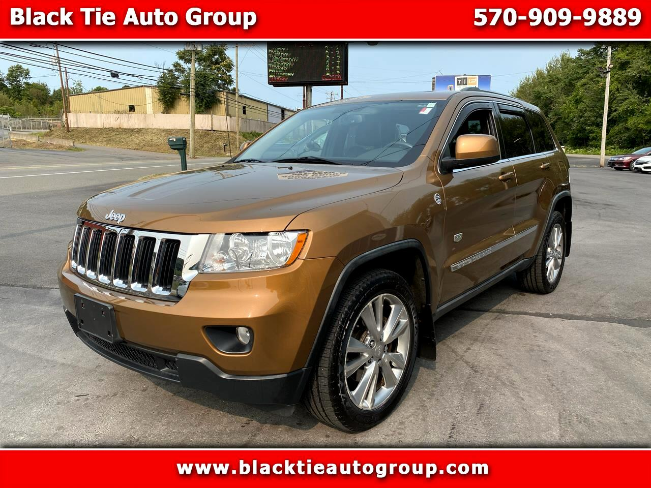 Jeep Grand Cherokee 4WD 4dr 70th Anniversary 2011