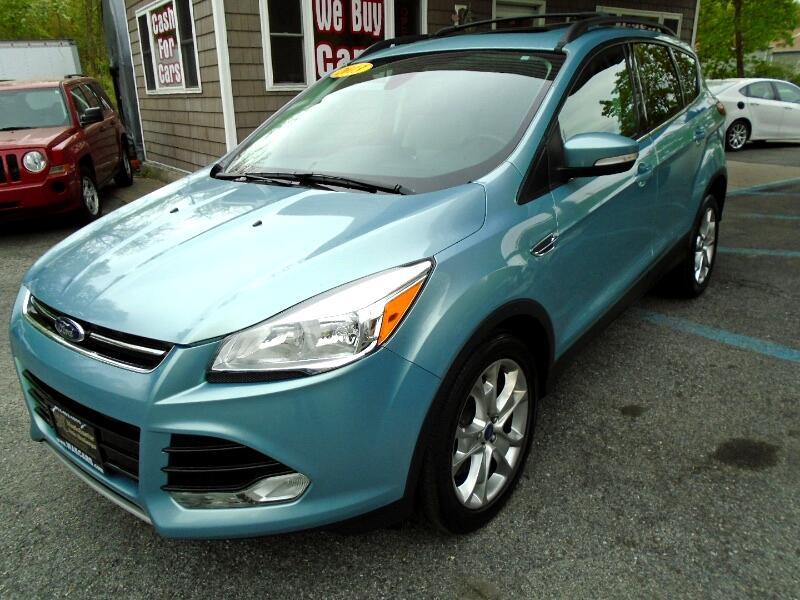 2013 Ford Escape SEL 4WD
