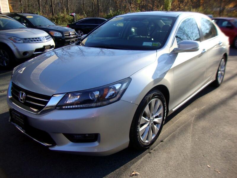 2014 Honda Accord EX-L Sedan CVT