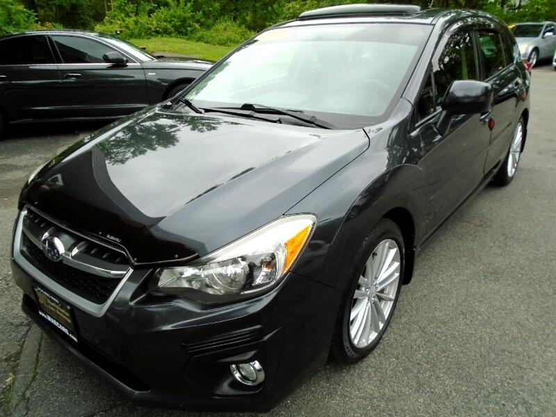 2013 Subaru Impreza Premium Plus 5-Door+S/R