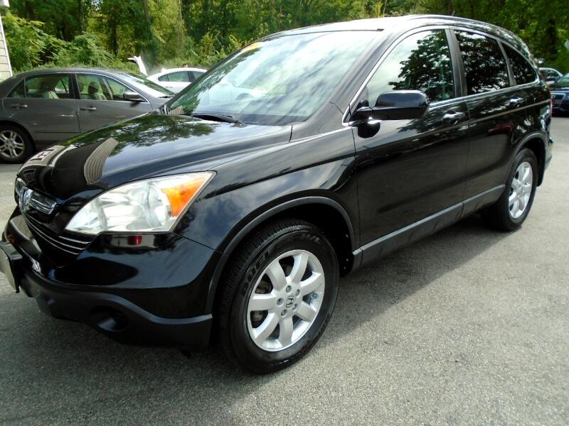 2008 Honda CR-V EX-L 4WD AT with Navigation