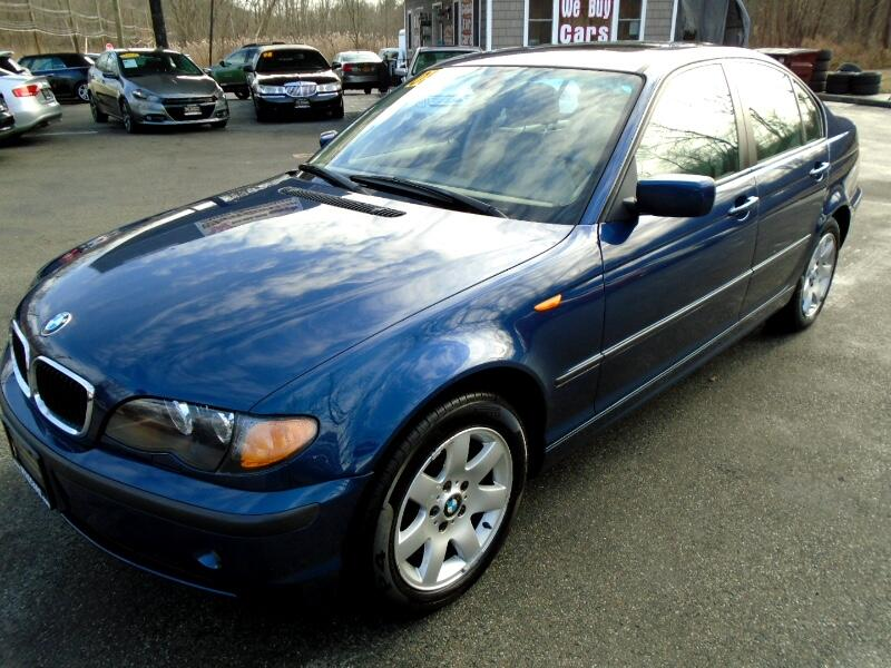 2005 BMW 3-Series 325xi Sedan