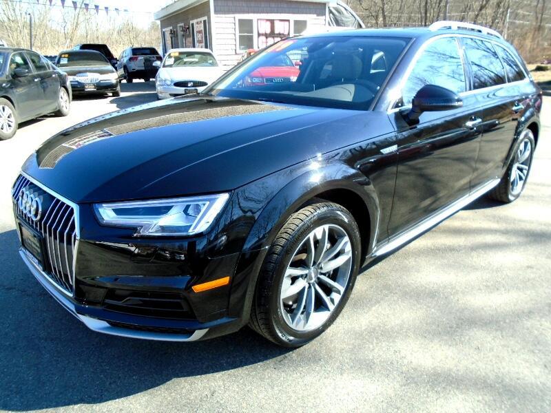 Audi allroad Premium Plus quattro 2019