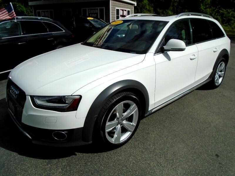 Audi allroad 2.0T Premium quattro Tiptronic 2013