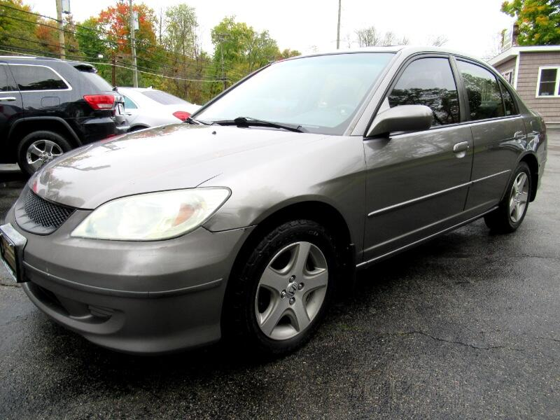 Honda Civic EX sedan 2004