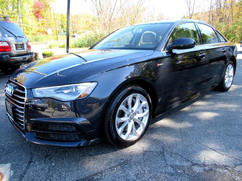 Audi A6 3.0T Premium Plus quattro 2017