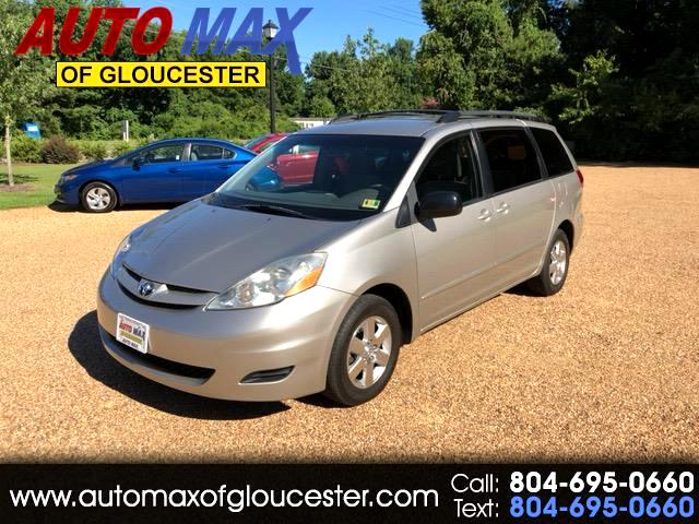 2010 Toyota Sienna 5dr 7-Pass Van LE FWD (Natl)