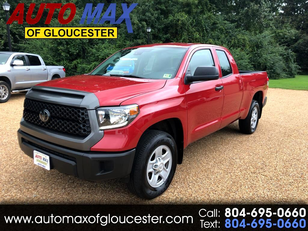 2018 Toyota Tundra 4WD SR5 Double Cab 6.5' Bed 4.6L (Natl)
