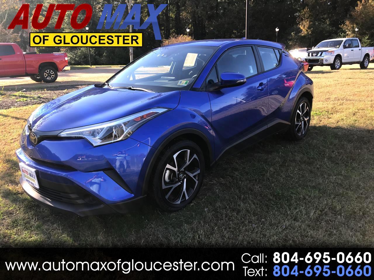 2018 Toyota C-HR XLE FWD (Natl)
