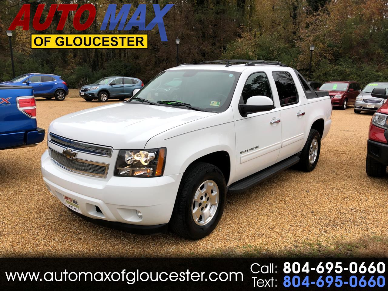 2011 Chevrolet Avalanche 2WD Crew Cab LT