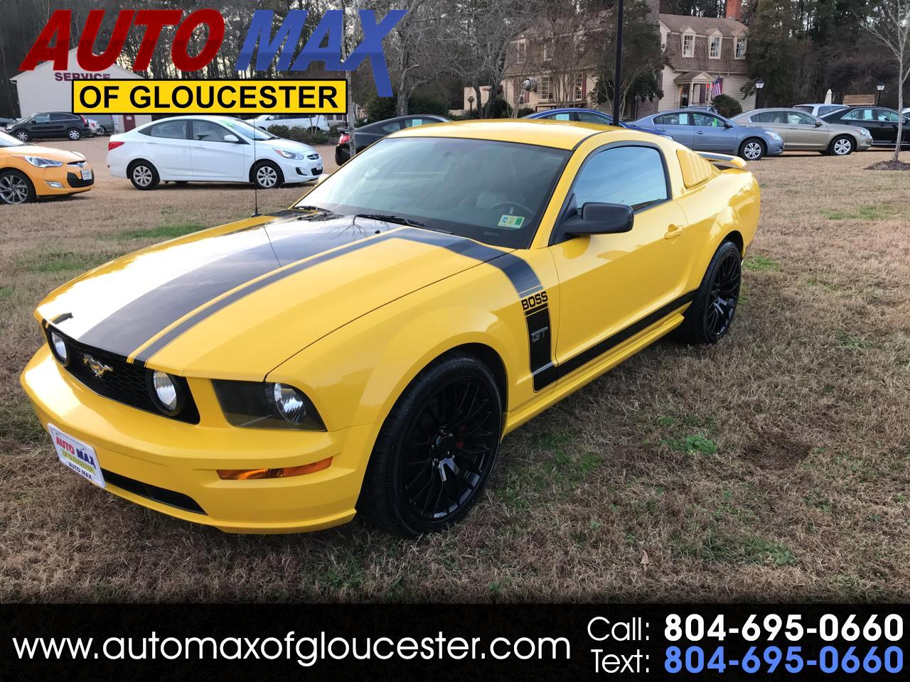 2005 Ford Mustang 2dr Cpe GT Premium