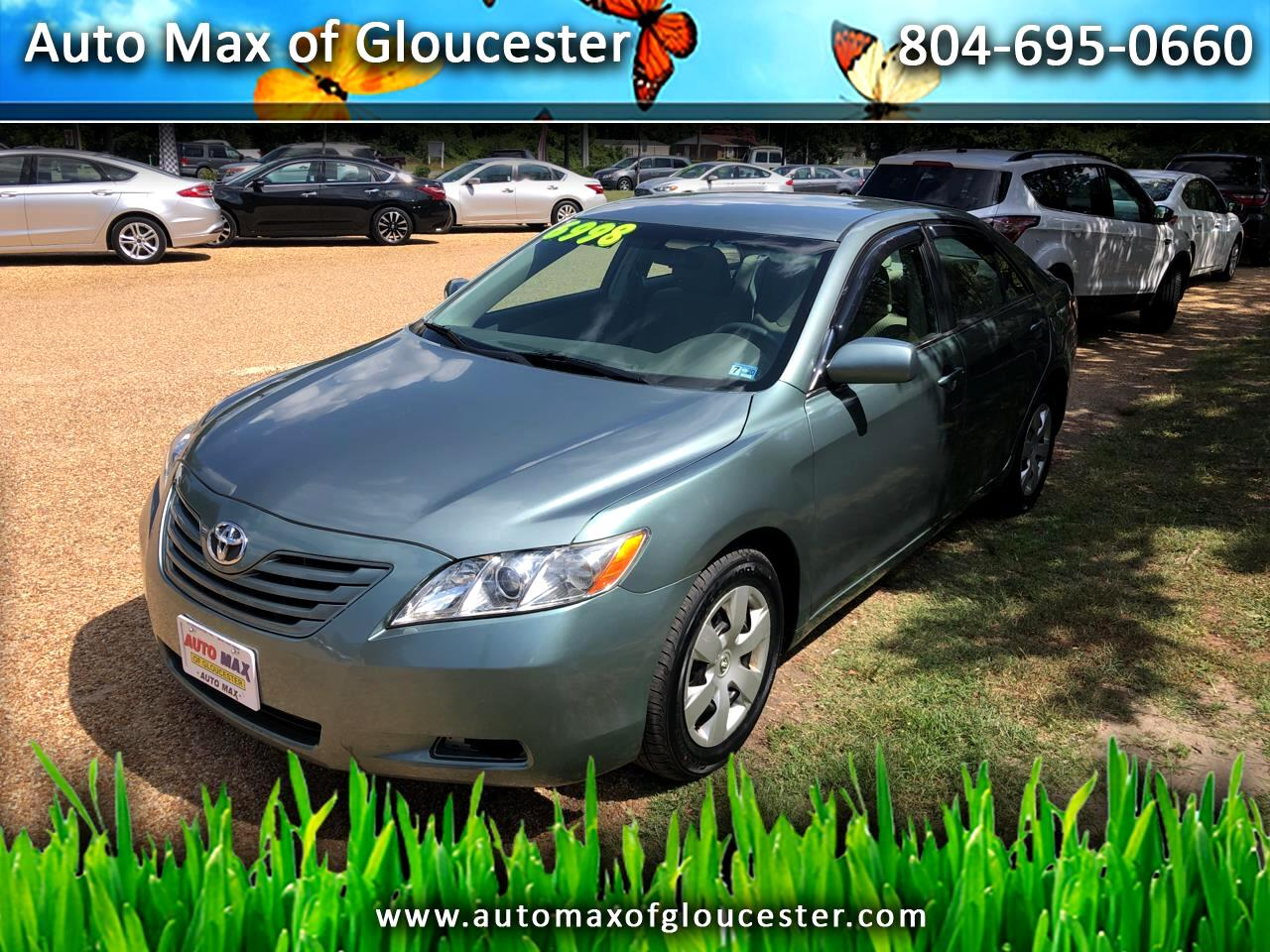 2007 Toyota Camry 4dr Sdn V6 Auto XLE (Natl)
