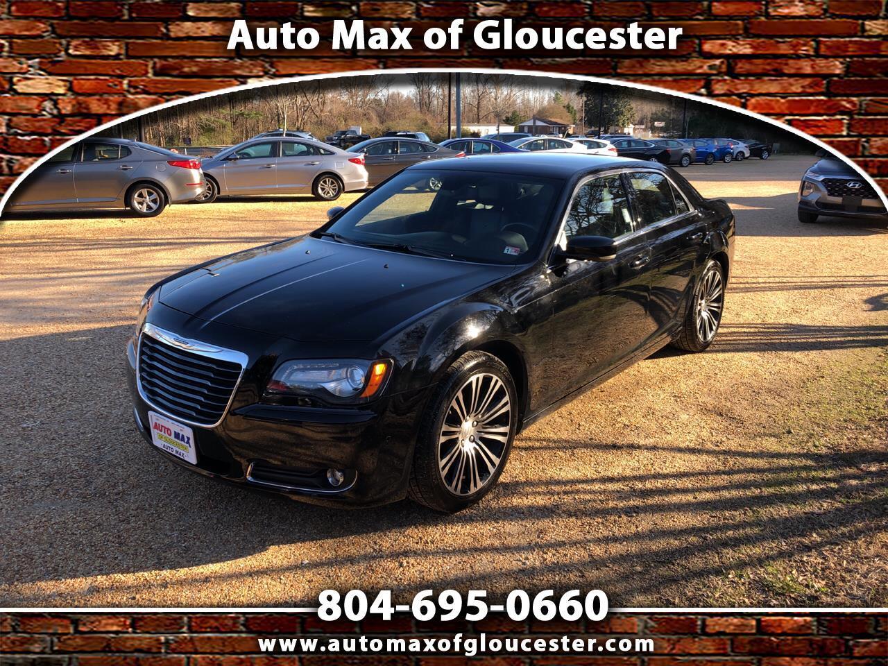 Chrysler 300 4dr Sdn V6 300S RWD 2012