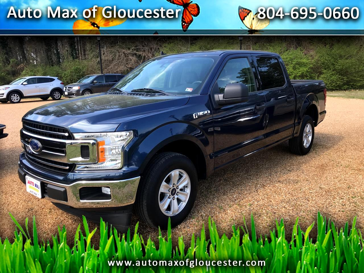 Ford F-150 XLT 2WD SuperCrew 5.5' Box 2019