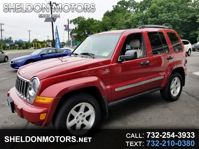 2007 Jeep Liberty Limited 4WD