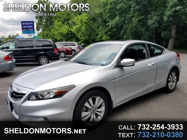 2012 Honda Accord EX coupe AT