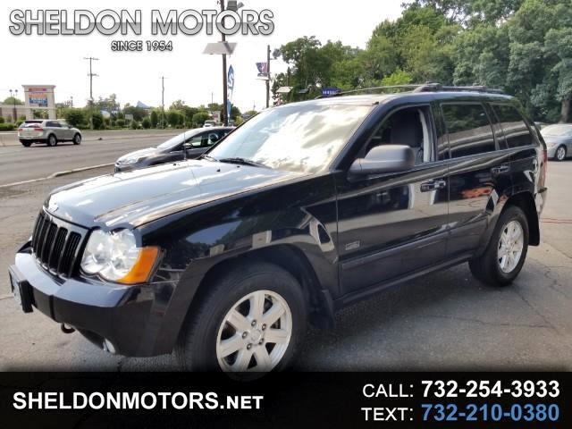 2008 Jeep Grand Cherokee 4WD 4dr Rocky Mountain