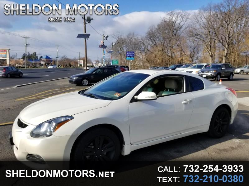 2013 Nissan Altima 2.5 AUTOMATIC COUPE