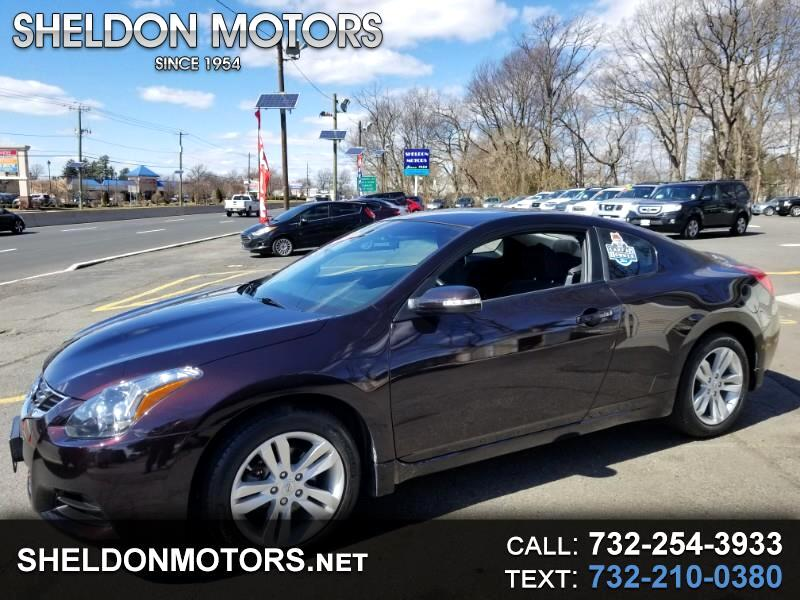 2013 Nissan Altima 2.5 S COUPE AUTOMATIC