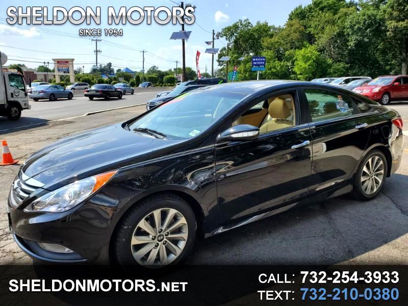 """2014 Hyundai Sonata 4dr Sdn 2.0L Auto Ltd w/17"""" Wheels"""
