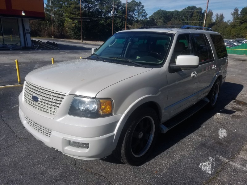 2006 Ford Expedition Limited 2WD