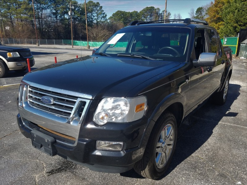 2008 Ford Explorer Sport Trac Limited 4.6L 4WD